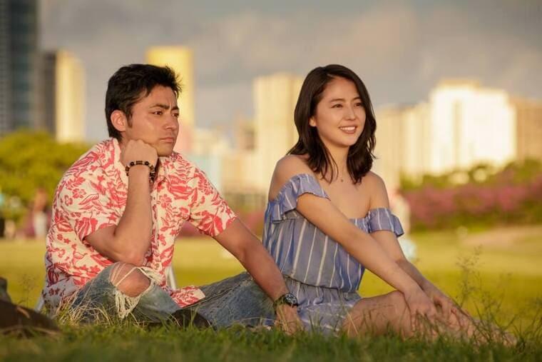 映画『50回目のファーストキス』主演の大輔と瑠衣