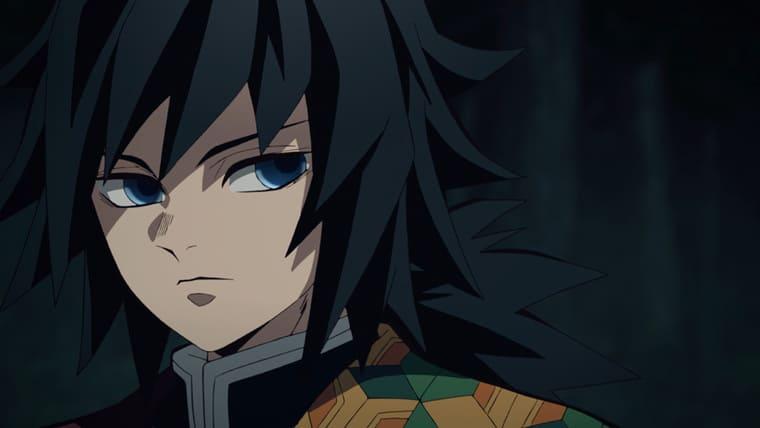 アニメ『鬼滅の刃』鬼殺隊の柱・義勇
