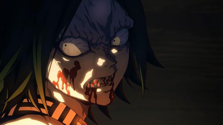 アニメ『鬼滅の刃』初めて遭遇した鬼
