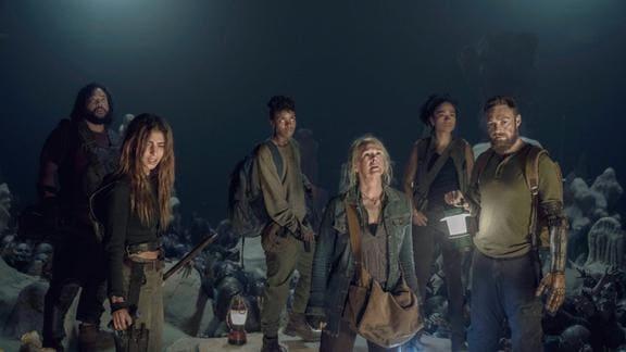 『ウォーキング・デッド』キャロルと仲間たち