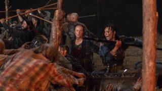 『ウォーキング・デッド』ウォーカーと戦う仲間たち