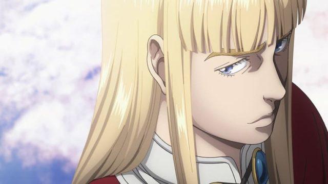 アニメ『ヴィンランド・サガ』クヌート王子