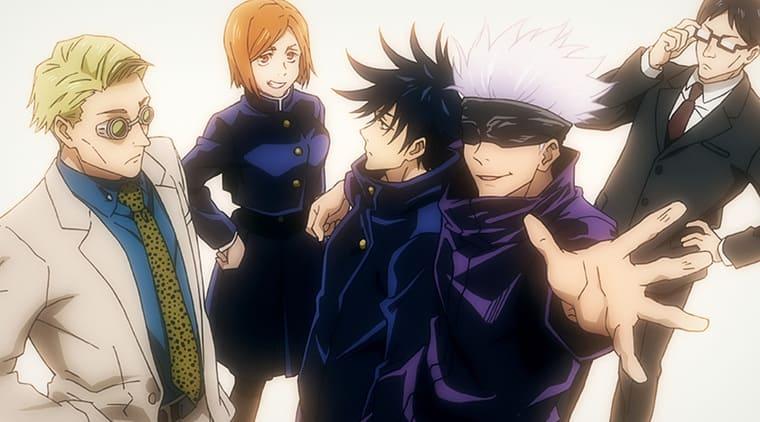 アニメ『呪術廻戦』虎杖が思い浮かべた呪術高専の仲間たち