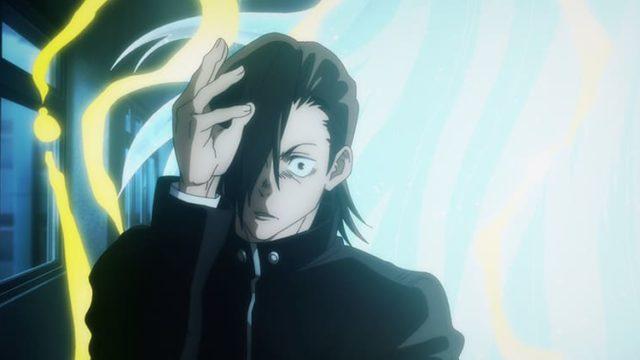 アニメ『呪術廻戦』怒りで暴走する吉野