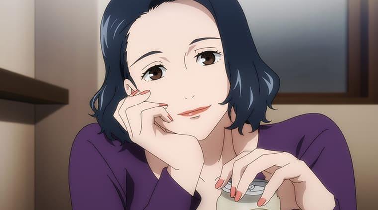 アニメ『呪術廻戦』吉野順平の母