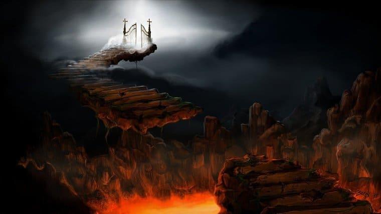 地獄のイメージ画像