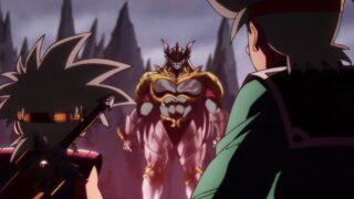 アニメ『ダイの大冒険』超魔生物となったハドラー