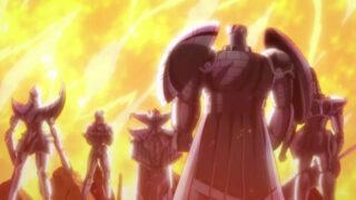 アニメ『ダイの大冒険』ハドラー親衛騎団